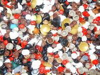 100 Lego Hats/Headgear/Hair For Minifigures Lego Men Male Female Parts Mixed