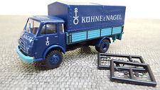 Roco HO 1517 Steyr 680 Pritschen LKW Kühne & Nagel  RA 22 Gebraucht OVP