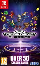 Nintendo Switch Spiel SEGA Megadrive Collection mit über 50 Spieleklassikern NEU