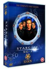 Stargate S.G. 1 - Series 1 - Complete (DVD, 2002, 5-Disc Set)