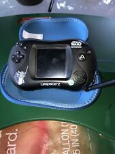 LEAPFROG LEAPSTER 2 STAR WARS THE CLONE WARS LEARNING SYSTEM LIMITED EDITION