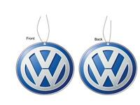 Volkswagon Car Logo Air Freshener Double Sided