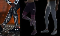 NIKE Power Flash Reflective EpicLux 27.5' Women's Running Training Tights Ladies
