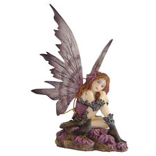 HEATHER Fairy Figurine Ornament: Beautiful Fairy Figurine From Nemesis Now