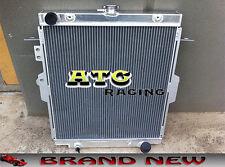 3 Core Aluminum Radiator for Toyota Landcruiser HDJ78 HDJ79 HZJ78 HZJ79 1HZ 4.2L