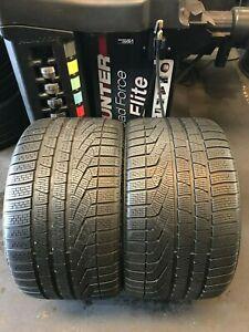 X2 295 30 19 Pirelli SottoZero W240 Winter N1 7++!!!(2842)