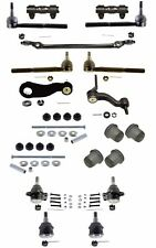 Chevy 2500 17 Piece Tie Rod Ball Joint + More  Front End Kit 1988-92 8600 lb GVW