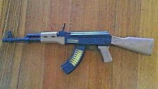 65CM AK-47 flashing light  electric toy gun