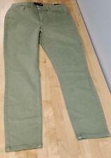 Calvin Klein Jeans Size 10 Women Ivy League Green Skinny New