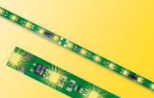 Viessmann 5091 Spur H0, TT, N, Waggon-Innenbeleuchtung, 8 LEDs gelb #NEU in OVP#