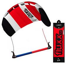 HQ Fluxx 1.3 Trainer Kite Kiteboarding Foil Power Surf Kitesurf Beach Beginner !