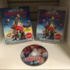 Arthur Christmas 3D Blu-ray - Fast and Free Delivery