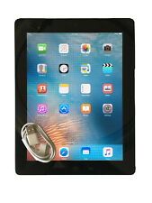 "Apple iPad 2 16GB Wi-Fi 9.7"" Tablet  Black Comes with Charging Chord"