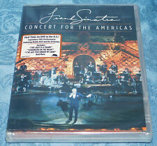 Frank Sinatra Concert for the Americas DVD 2010 Region 1 USA NEW SEALED OOP