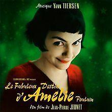 Le Fabuleux Destin d'Amélie Poulain von Yann Tiersen, Fréhel   CD   Zustand gut