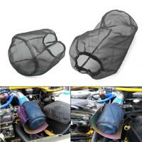 1*Car Air Filter Dust Cover Dustproof Waterproof Oil-proof Outwear High Quality