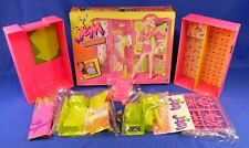 Jem Rock Backstager Dressing Room 1986 Nrfb Sealed Contents Hasbro