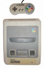 Super Nintendo PAL Video Game Consoles