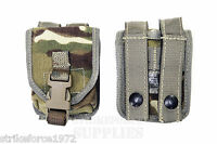 NEW - Genuine MoD Issue MTP Multicam MOLLE Small AP Grenade Pouch