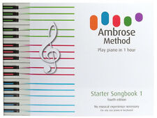 First Music Book. Learn to Play Piano Keyboard 1 Hour. Guaranteed
