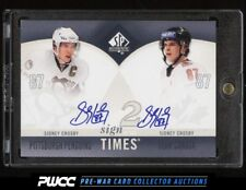 2010 SP Authentic Sign Of The Times 2 Sidney Crosby AUTO #ST2-SD (PWCC)
