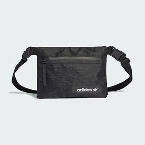 Adidas Originals Future Bags Fanny Pack Waist Bag Black FL9648
