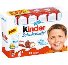 2 x Big BOX Kinder Schokolade (= 2 x 300g) **Made in Germany** BEST PRICE