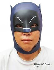 Batman Mask Classic TV 1966 Cosplay Party Costume Head Rubber Halloween Japan
