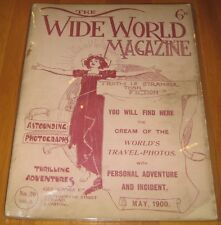 The Wide World Magazine vol 5 number 26 1900