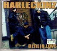 (BH235) Harleckinz, Berlin Love - 2000 CD