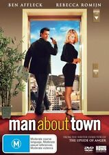 Man About Town (DVD, Region 4) Ben Affleck - Brand New, Sealed