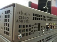 Cisco ASR1001 4 Port GE Aggregation Service Router w/ 2x ASR1001-PWR-AC