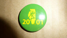 2001 Illinois Deer Harvest Pin  -  Bow Only