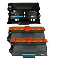 3-Pack/Pk TN750 Toner DR720 Drum For Brother MFC-8710DW HL-5450DN DCP-8150DN