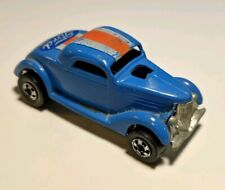 Vintage Hot Wheels NEET STREETER Blue 36 Ford Oldie But A Goodie 1/64 Diecast