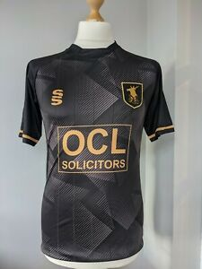 Mansfield Town Away Football Shirt BNWT