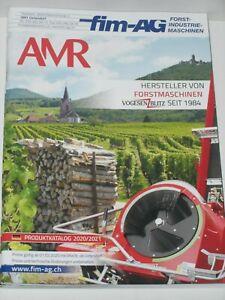 FIM AG VOGESEN BLITZ Forstmaschinen Prospekt 2020 / 2021 ( 672 )