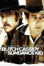 Butch Cassidy and the Sundance Kid 27x40 Movie Poster (1969)