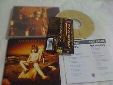VAN HALEN / balance /JAPAN LTD CD OBI