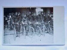 TRIESTE GC LIBERI FORTI ciclismo bici vintage cycling