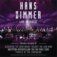 Hans Zimmer Live in Prague 2 CD NEW