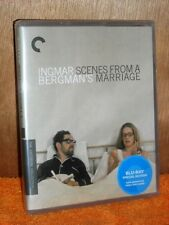 Scenes From a Marriage Criterion Collection Special Edition Blu-ray