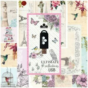 Craftwork Cards Ultimate Collections USB   Over 600 Files
