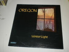OREGON - WINTER LIGHT - LP 1974 VANGUARD RECORDS MADE IN ITALY - NM/VG+ JAZZ