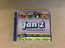 CD + DVD / FAN 2 LA COMPILATION / NEUF SOUS CELLO