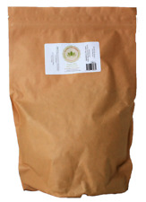 1kg Organic bitter Apricot kernels in a biodegradable stand up pouch