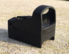 MINI SMS SIGHT SHIELD JPOINT 4 MOA Red Dot Milspec Sight & Picatinny Mount Set