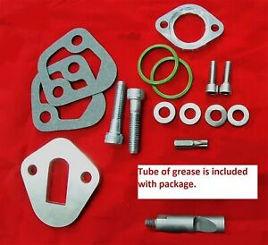 Land rover Defender tdi tuning kit boost pin, VE pump shim and fuel pump spacer