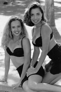 LQQK 12 vintage 1980s negatives,  A FEW SPLENDID GLAMOUR GIRLS NEXT DOOR #33