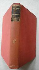 TINSEAU LEON (DE) LE CHEMIN DE DAMAS        CALMANN LEVY, 1894 + dédicace